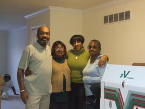 Me, Mom, Glynnis, and Linda